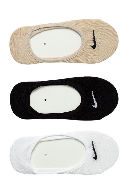 pszeniczny Nike - Stopki (3-pack) Damski