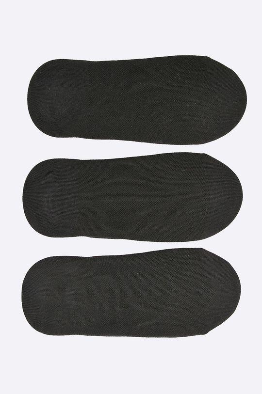 Nike - Stopki (3-pack) czarny
