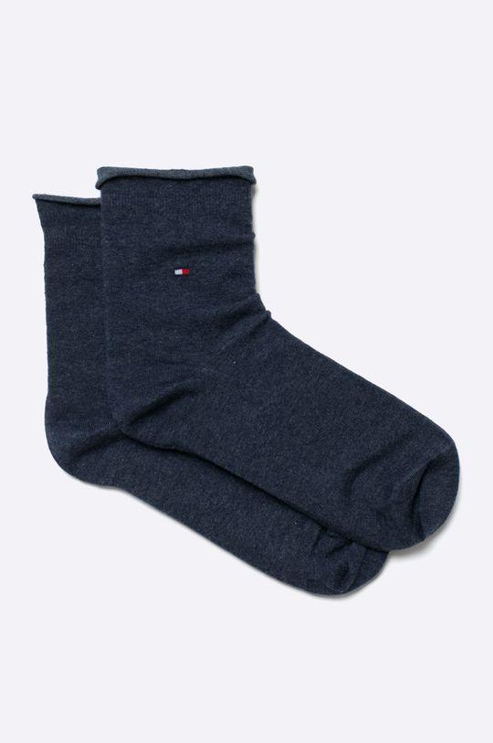 modrá Tommy Hilfiger - Ponožky Dámsky