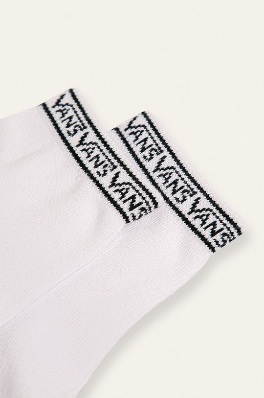Vans - Ponožky biela