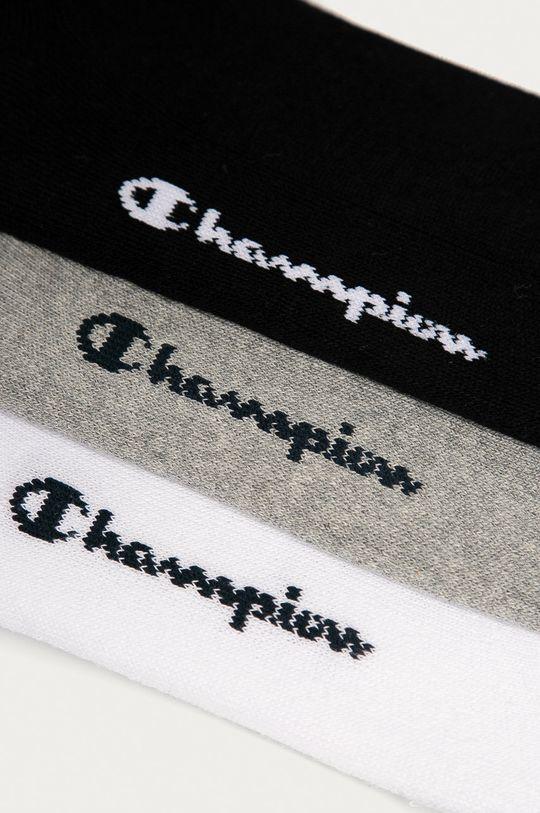 Champion - Skarpetki (3 pack) czarny