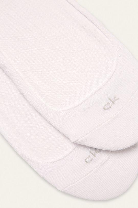 Calvin Klein - Stopki (2-pack) biały