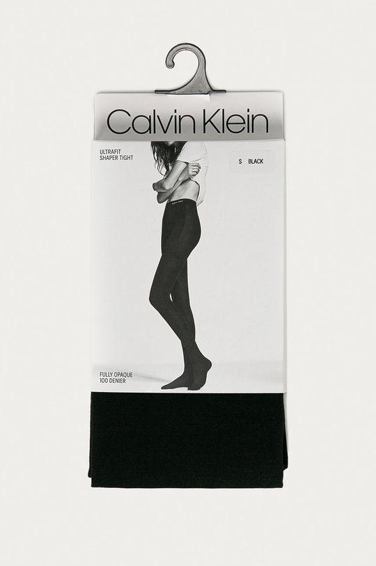 čierna Calvin Klein - Pančuchové nohavice Dámsky