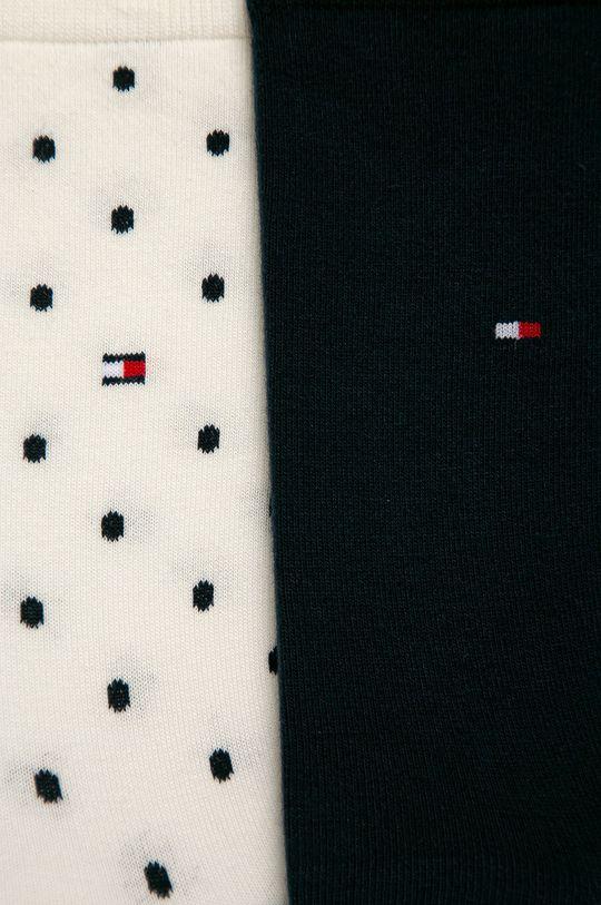 Tommy Hilfiger - Skarpetki (2-pack) biały