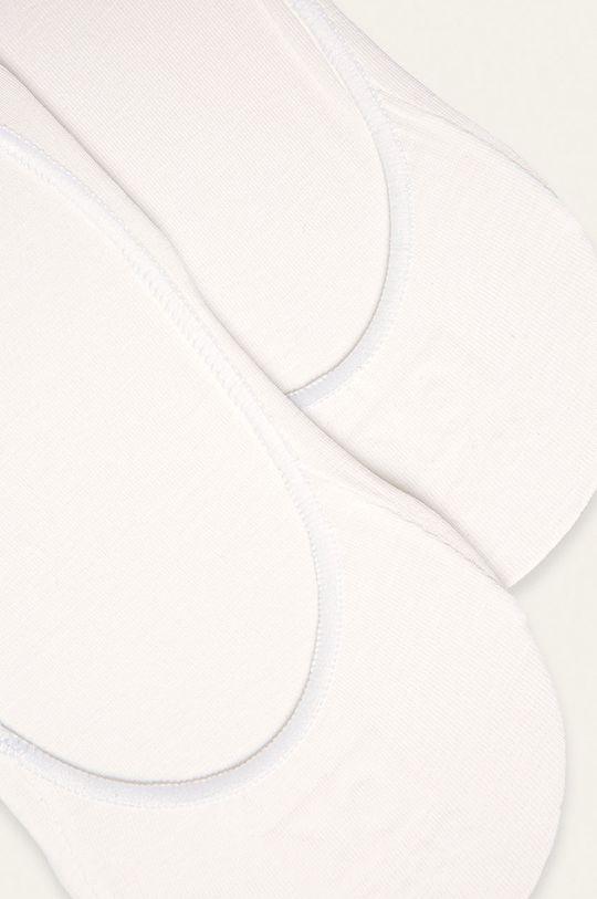 Calvin Klein - Skarpetki (2-pack) biały