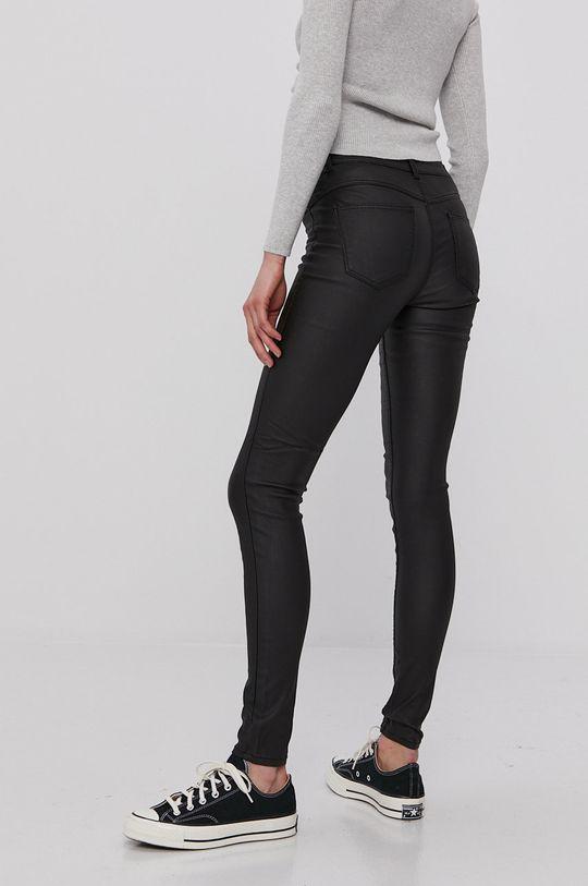 Pieces - Spodnie 3 % Elastan, 20 % Nylon, 77 % Wiskoza LENZING ECOVERO