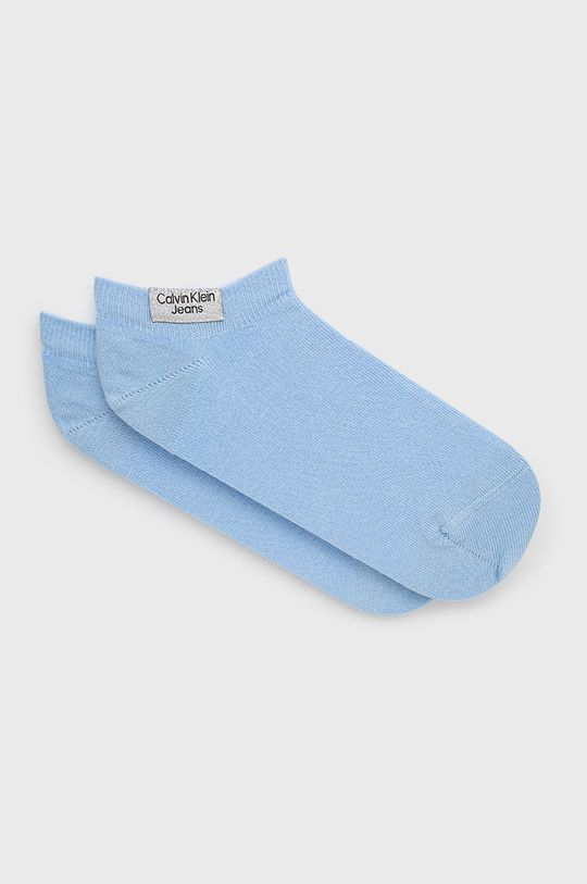 albastru deschis Calvin Klein Jeans - Sosete (2-pack) De femei