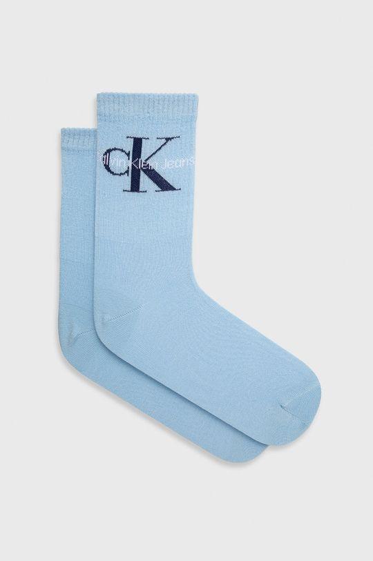 albastru deschis Calvin Klein Jeans - Sosete De femei