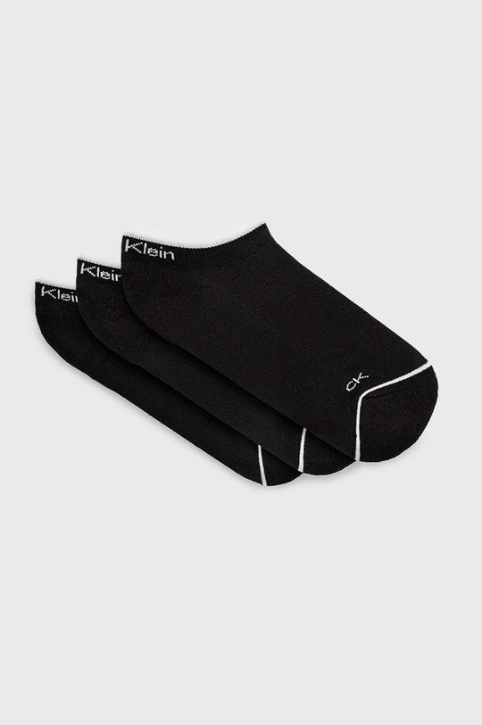 negru Calvin Klein - Sosete (3-pack) De femei