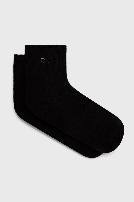 czarny Calvin Klein - Skarpetki Damski