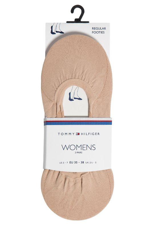 tělová Tommy Hilfiger - Ponožky Regular Step (2-pack) Dámský