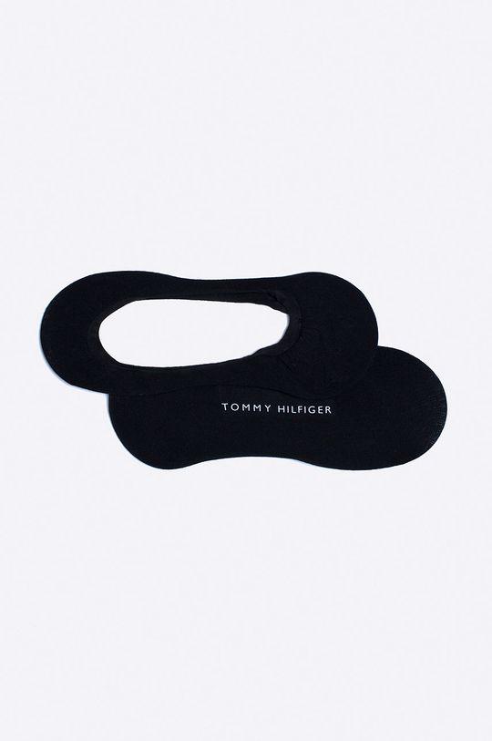 černá Tommy Hilfiger - Ponožky Ballerina Step (2-pack) Dámský