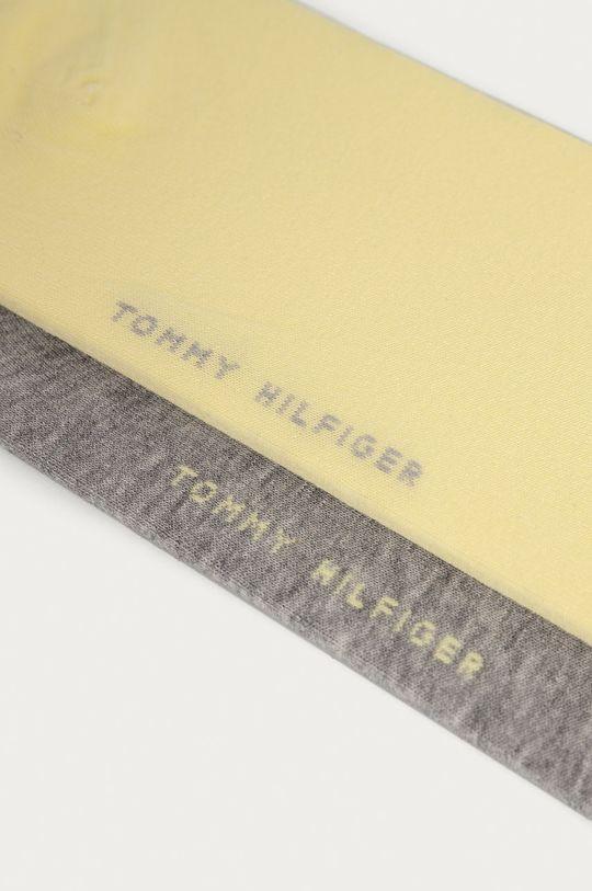 Tommy Hilfiger - Ponožky (2-pak) žltá