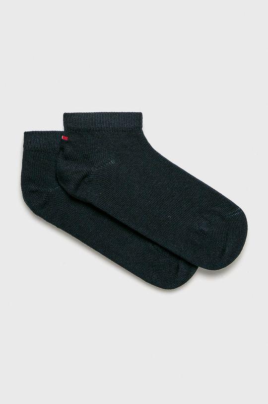námořnická modř Tommy Hilfiger - Dětské ponožky (2-pack) Dívčí
