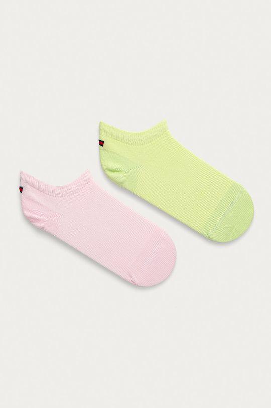 multicolor Tommy Hilfiger - Sosete copii (2-pack) De fete