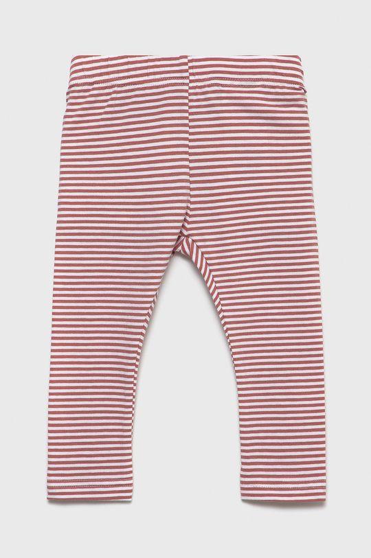 Name it - Leggins copii (3-pack) roz rosu