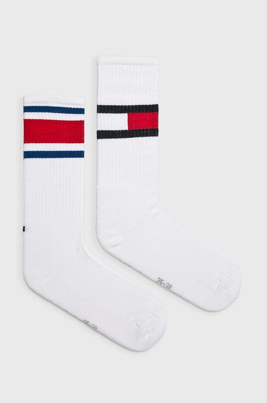 bílá Tommy Hilfiger - Ponožky (2-pack) Dětský