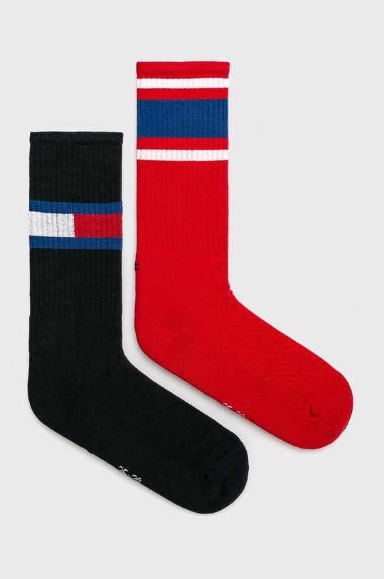 námořnická modř Tommy Hilfiger - Ponožky (2-pack) Dětský