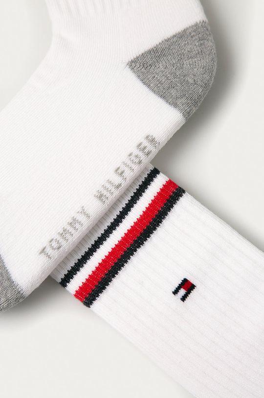 Tommy Hilfiger - Skarpetki dziecięce (2-pack) biały