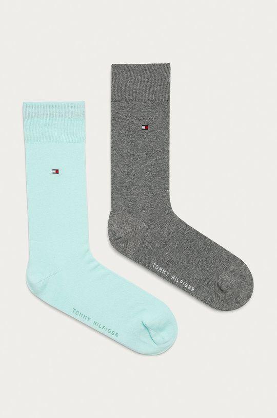 mätová Tommy Hilfiger - Ponožky (2-pak) Pánsky