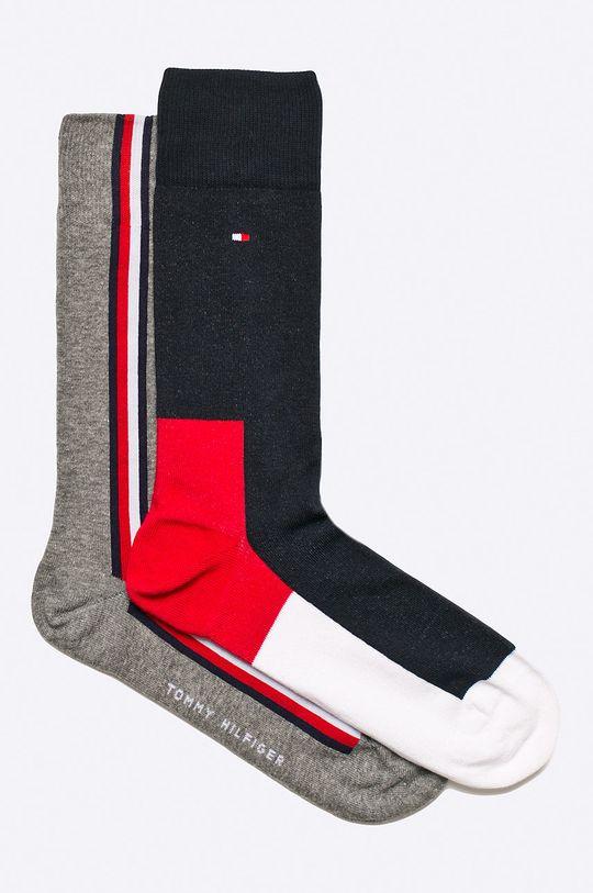 viacfarebná Tommy Hilfiger - Ponožky (2-pak) Pánsky