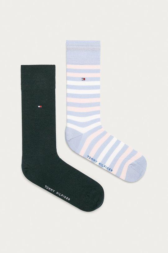 svetlomodrá Tommy Hilfiger - Ponožky (2-pak) Pánsky