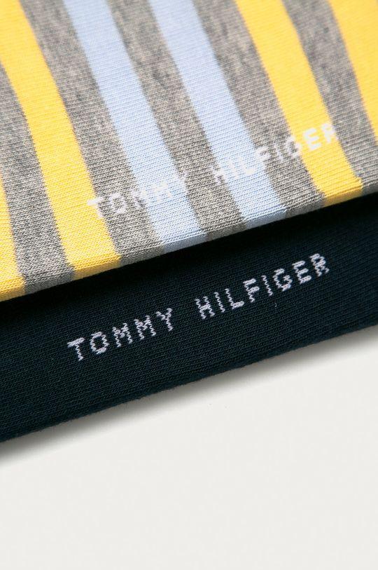 Tommy Hilfiger - Stopki (2-pack) jasny szary