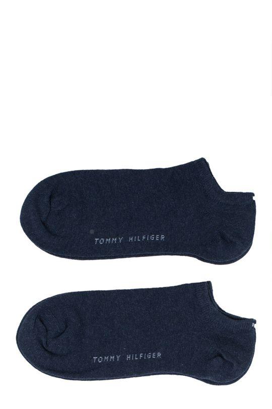 modrá Tommy Hilfiger - Pánské ponožky Sneaker (2-pack) Pánský