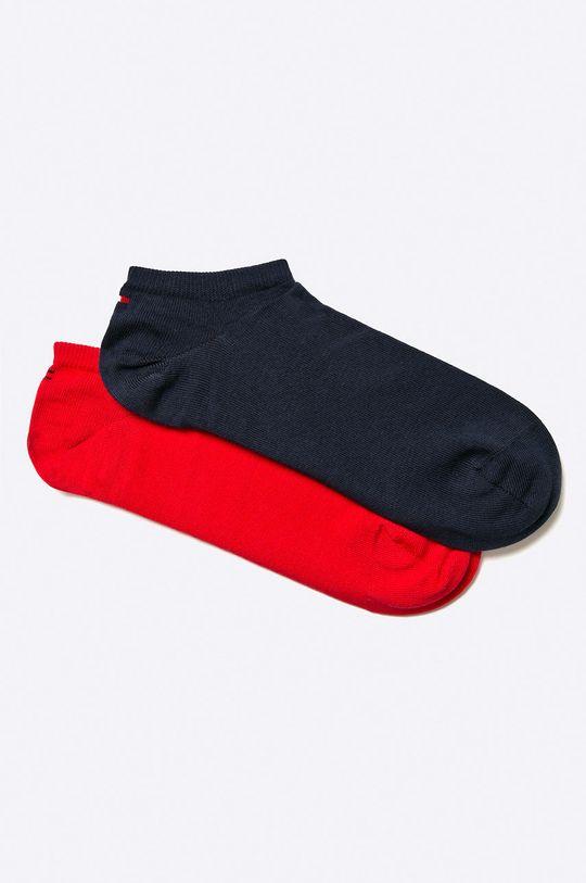 vícebarevná Tommy Hilfiger - Pánské ponožky Sneaker (2-pack) Pánský