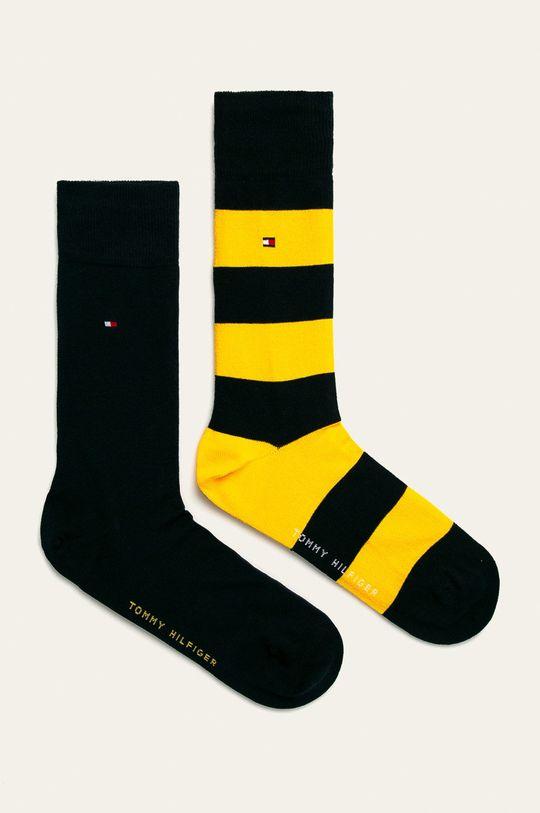 žlutá Tommy Hilfiger - Ponožky (2-pack) Pánský