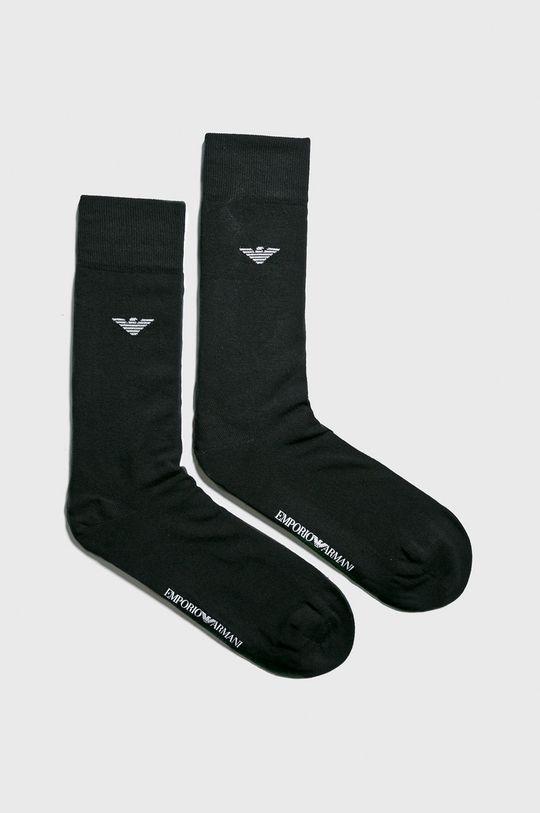 černá Emporio Armani - Ponožky Pánský