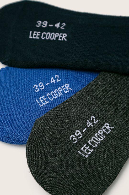 Lee Cooper - Skarpetki (3-pack) niebieski