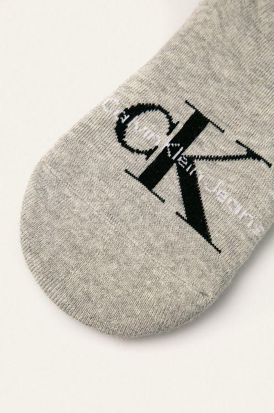 Calvin Klein - Stopki jasny szary