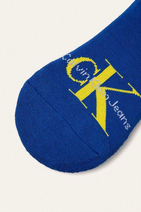 Calvin Klein - Kotníkové ponožky světle modrá
