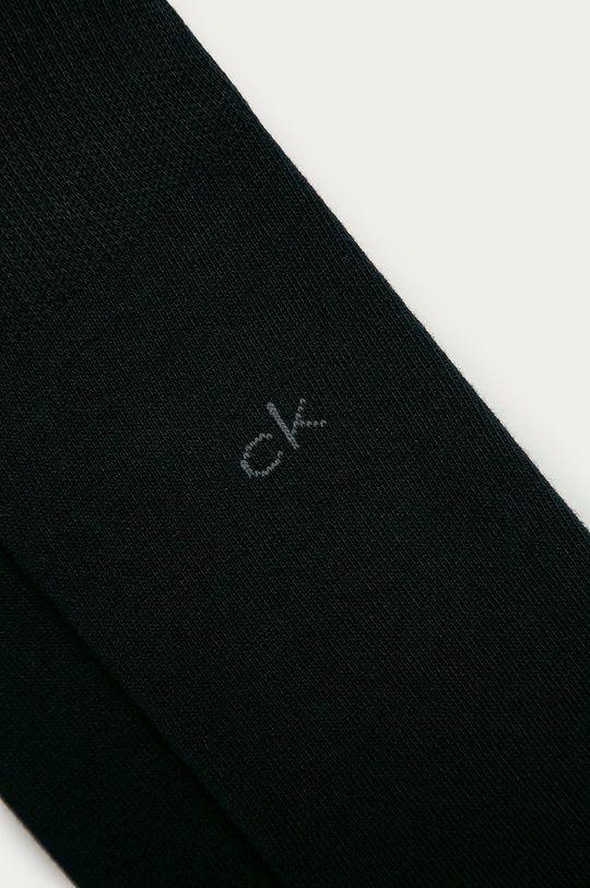 Calvin Klein - Ponožky (2-pak) tmavomodrá