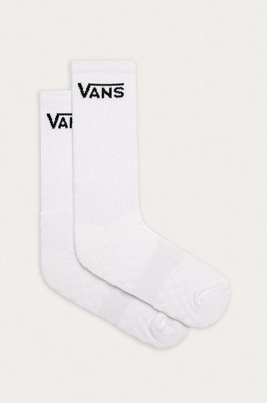 bílá Vans - Ponožky Pánský