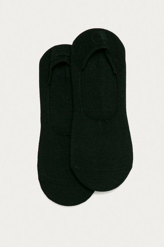 negru Levi's - Sosete scurte (2-pack) De bărbați