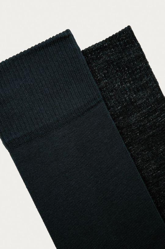 Levi's - Ponožky (2-pak) tmavomodrá
