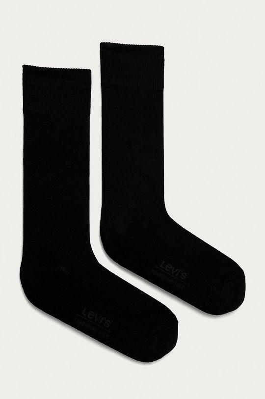 negru Levi's - Sosete (2-pack) De bărbați