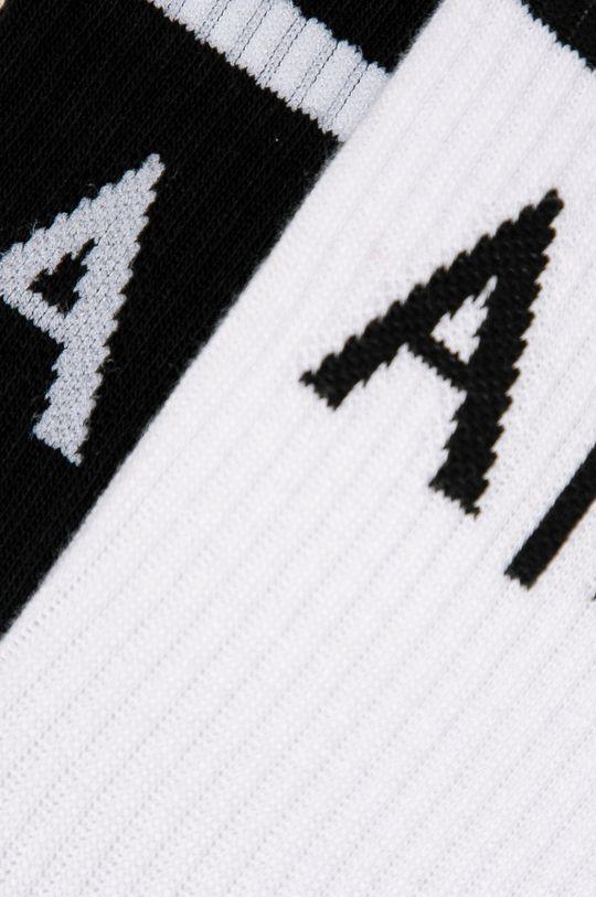Armani Exchange - Ponožky (2-pak) viacfarebná