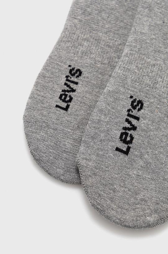 Levi's - Ponožky (2-pack) grafitová