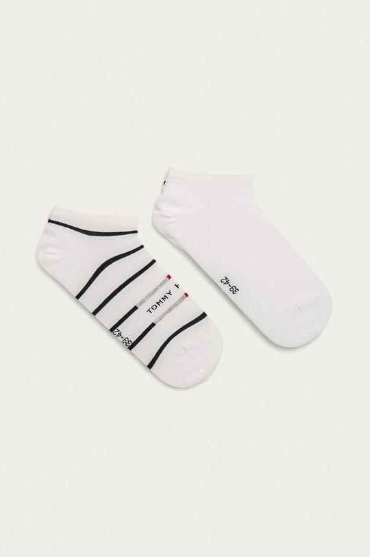 bílá Tommy Hilfiger - Ponožky (2-pack) Pánský