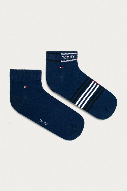 modrá Tommy Hilfiger - Ponožky (2-pack) Pánský