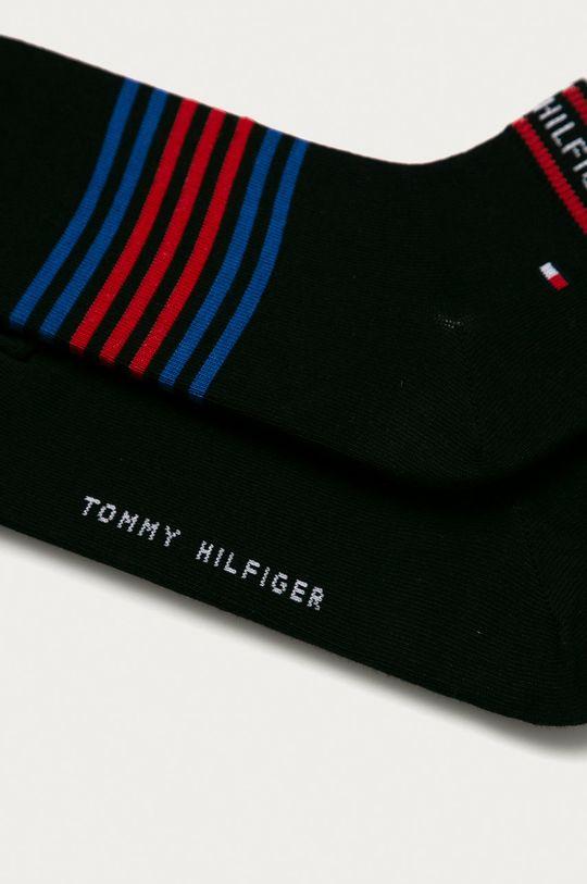 Tommy Hilfiger - Skarpetki (2-pack) czarny