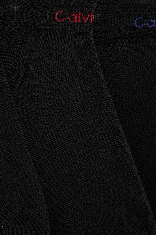 Calvin Klein - Sosete (3-pack) negru
