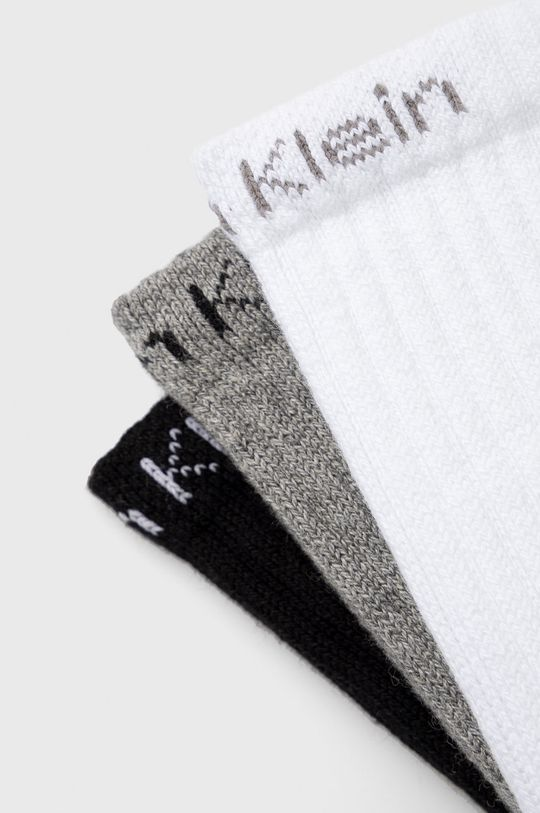 Calvin Klein - Sosete (6-pack) gri