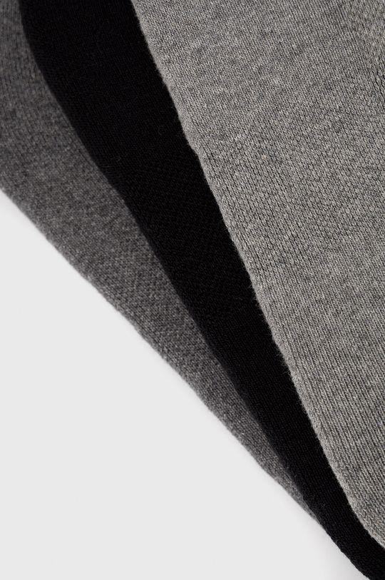 Calvin Klein - Sosete (3-pack) gri