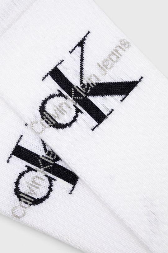 Calvin Klein Jeans - Sosete alb