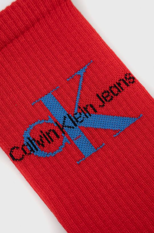 Calvin Klein Jeans - Sosete rosu