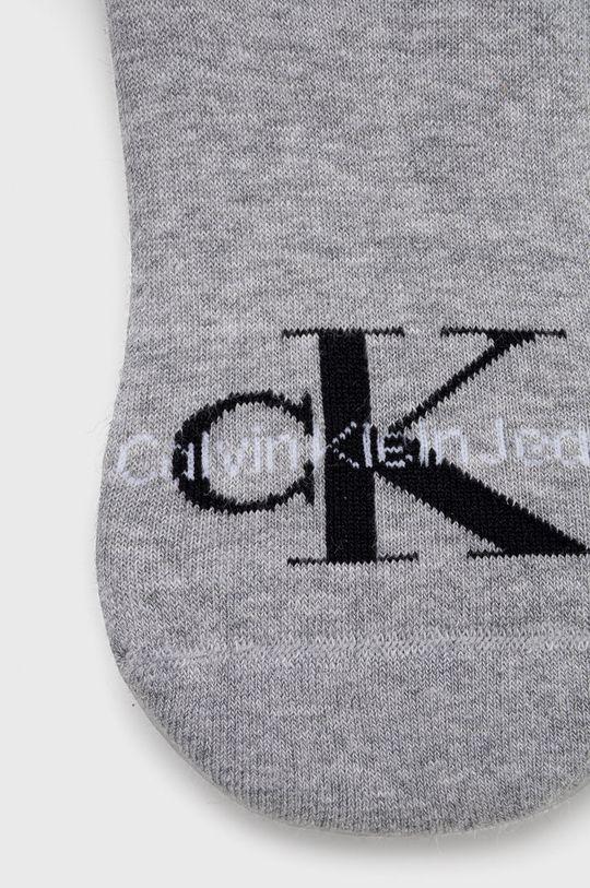 Calvin Klein Jeans - Sosete gri deschis